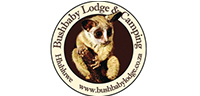 Bushbaby Lodge Logo Embroidery